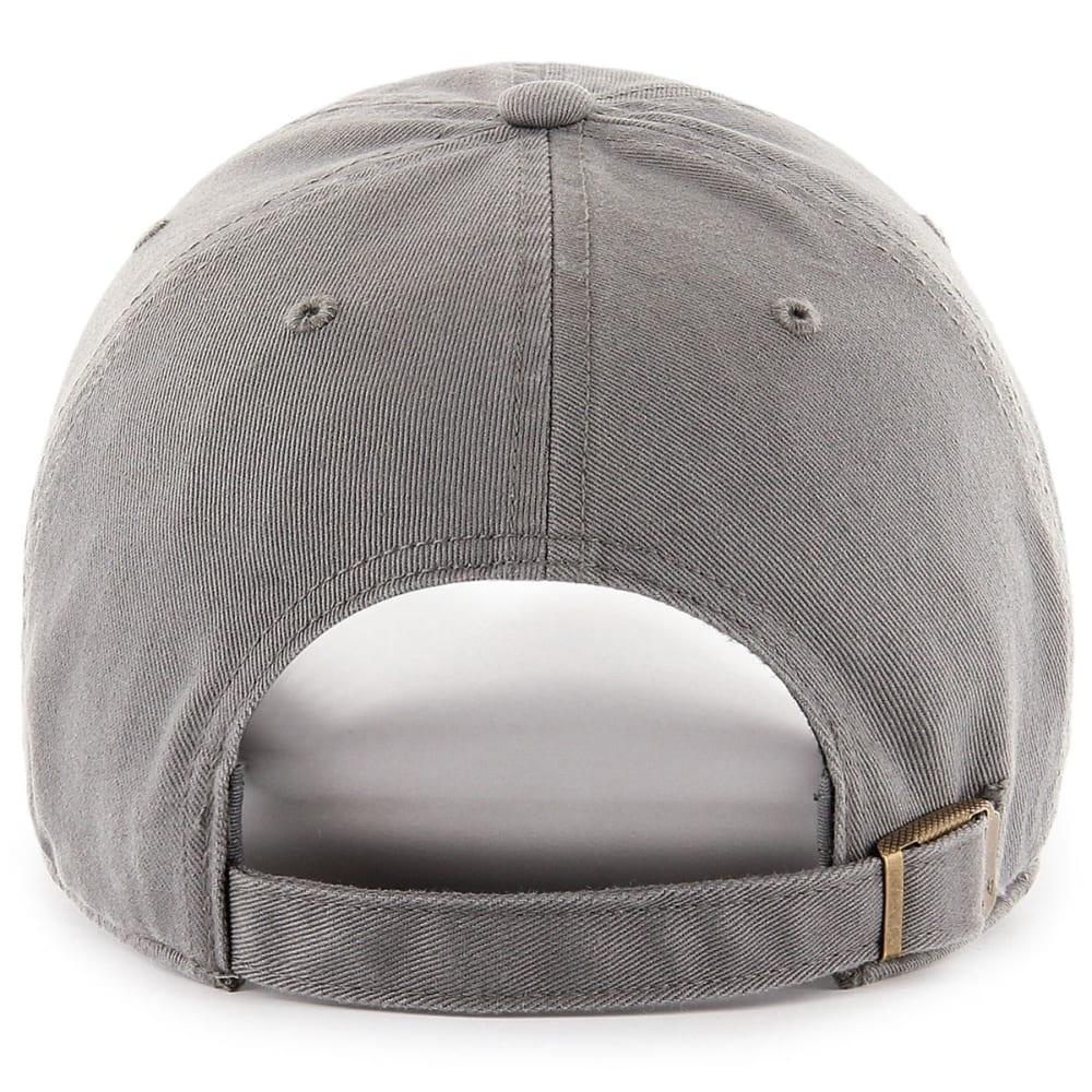 BOSTON CELTICS Men's '47 Clean Up Adjustable Cap, Dark Grey - GREY
