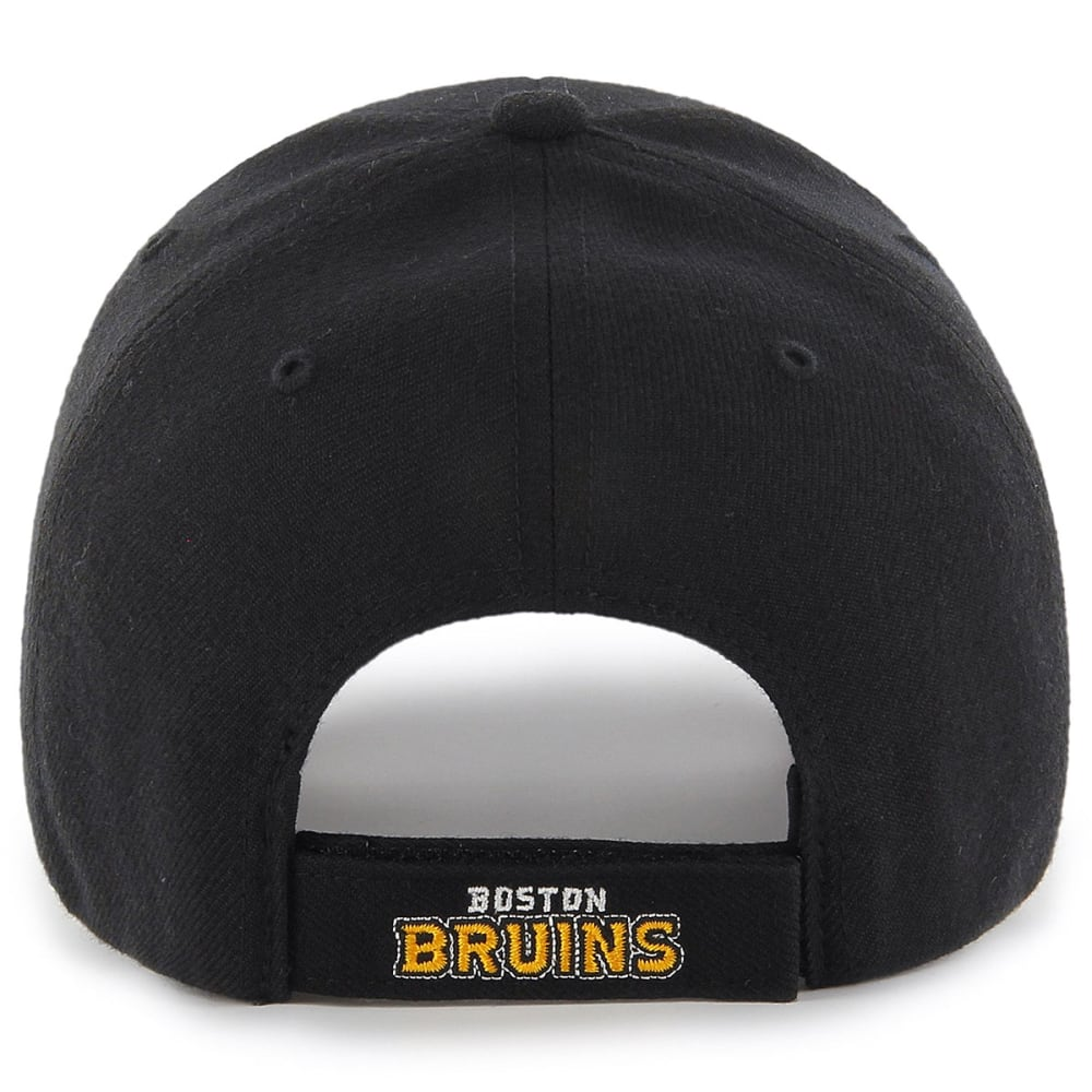 BOSTON BRUINS '47 MVP Adjustable Cap - BLACK