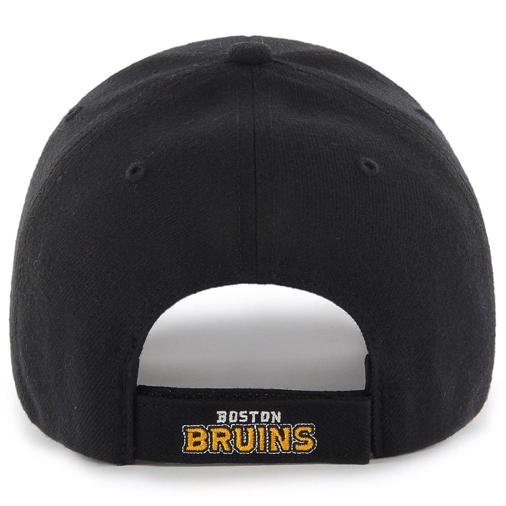 BOSTON BRUINS '47 MVP Adjustable Cap - BLACK