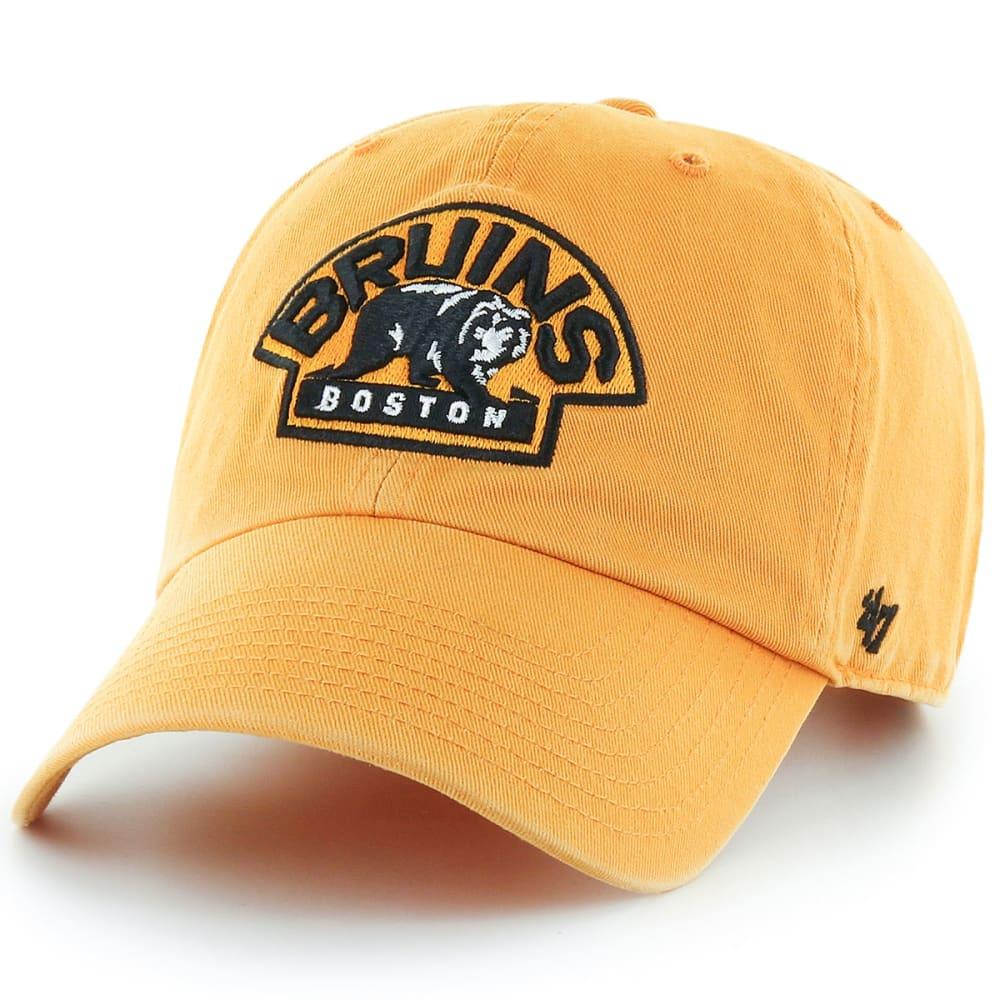BOSTON BRUINS '47 Clean Up Adjustable Cap - GOLD