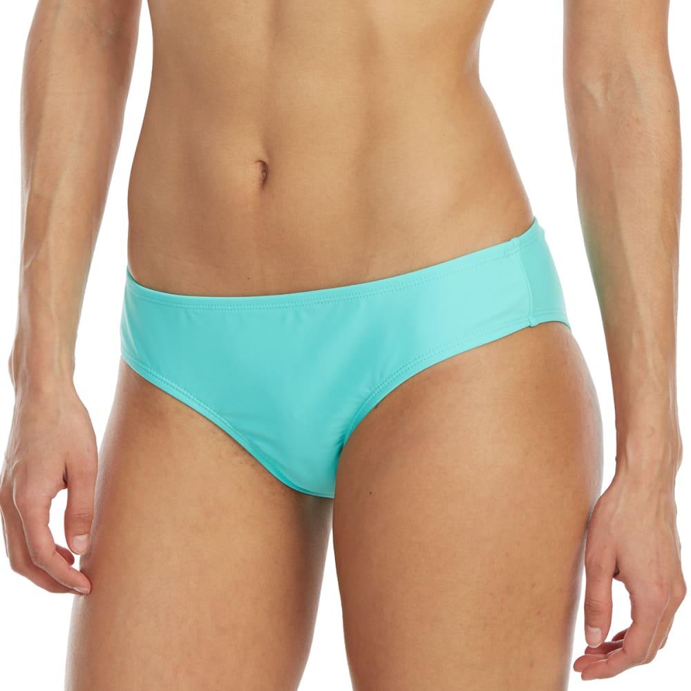 HOT WATER Juniors' Wide Cheeky Hipster Bikini Bottoms XL