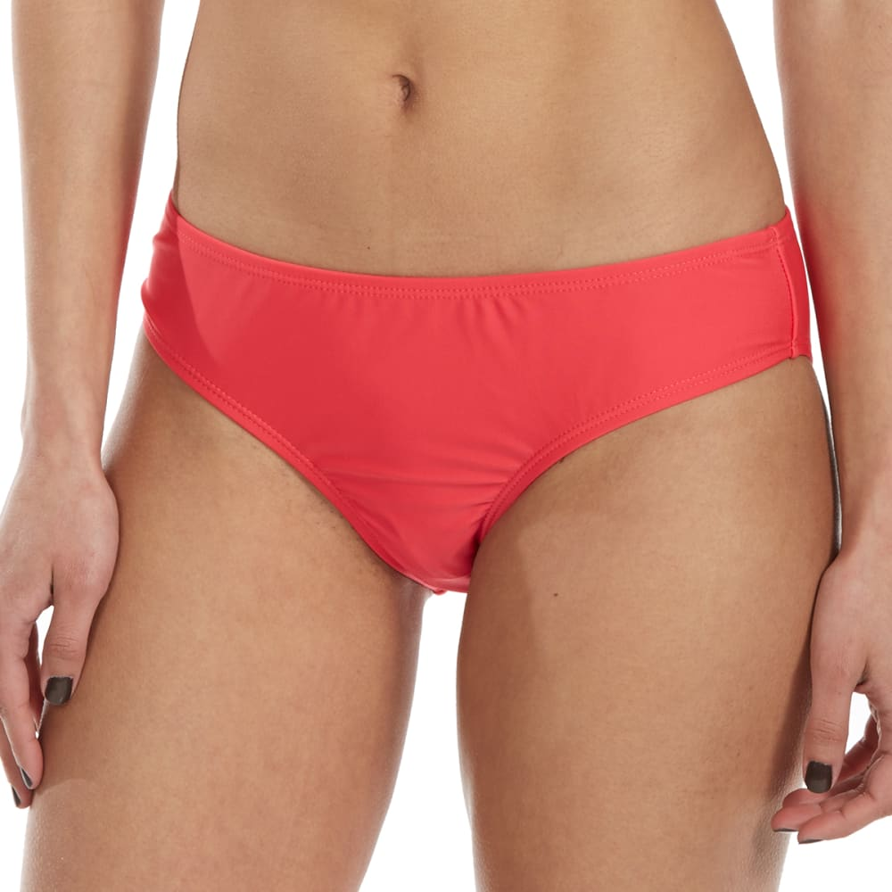 HOT WATER Juniors' Wide Cheeky Hipster Bikini Bottoms XL