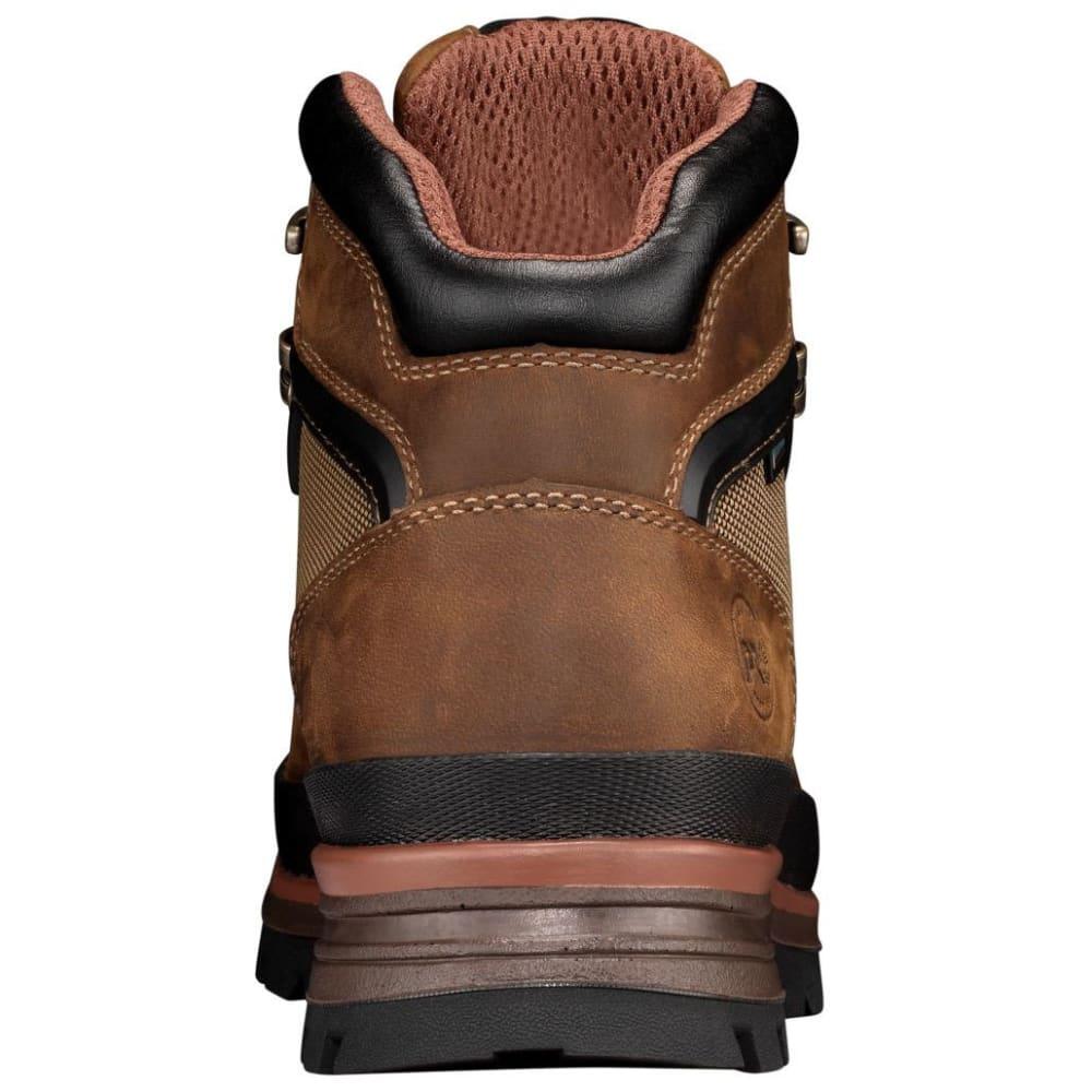 TIMBERLAND PRO Men's 6 in. Euro Hiker Soft Toe Waterproof Work Boots - 236 LIGHT /MED BROWN