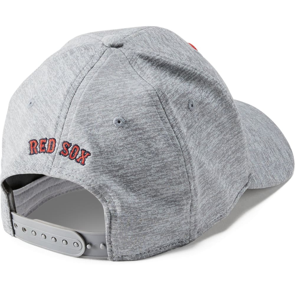 UNDER ARMOUR Men's Boston Red Sox Armour Twist Adjustable Snapback Cap - CHARCOAL