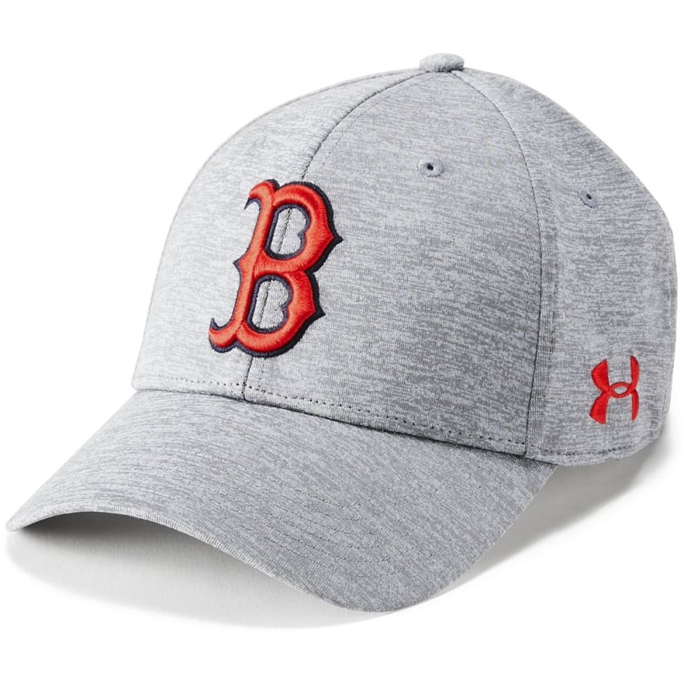 UNDER ARMOUR Men's Boston Red Sox Armour Twist Adjustable Snapback Cap ONESIZE