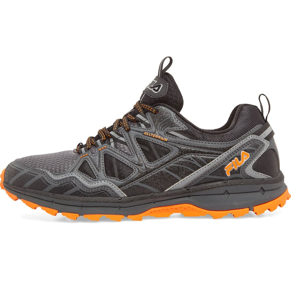 FILA Men's Memory TKO TR 5.0 Trail Running Shoes - CASTLEROCK