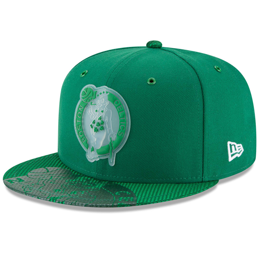 BOSTON CELTICS Men's All Star Series 59Fifty Fitted Cap - GREEN