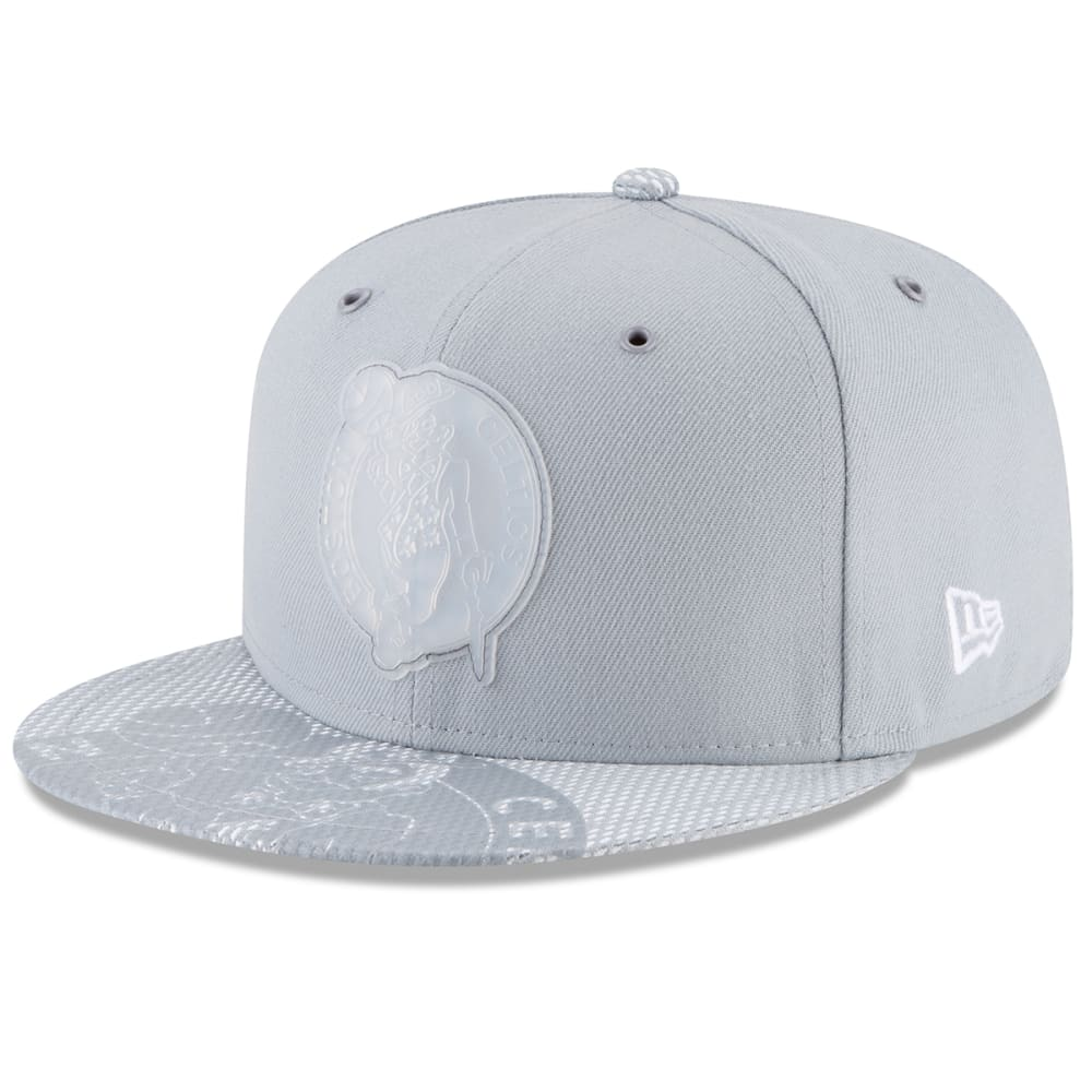 BOSTON CELTICS Men's All Star Series 59Fifty Fitted Cap - GREY