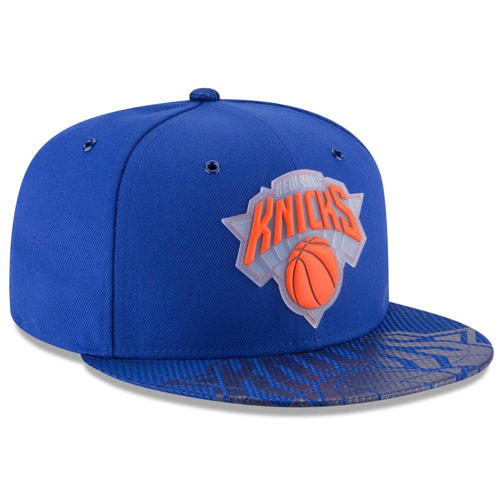 NEW YORK KNICKS Men's All Star Series 59Fifty Cap - ROYAL BLUE