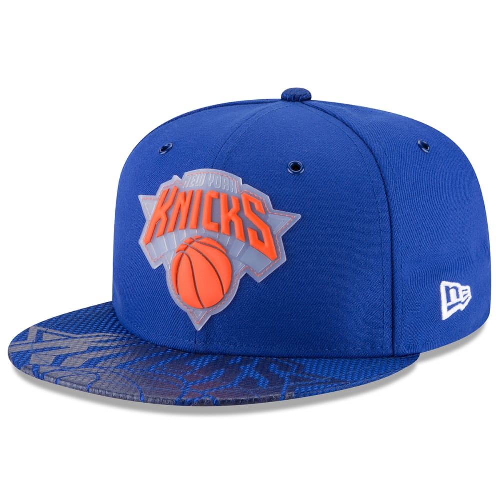 NEW YORK KNICKS Men's All Star Series 59Fifty Cap - ROYAL BLUE