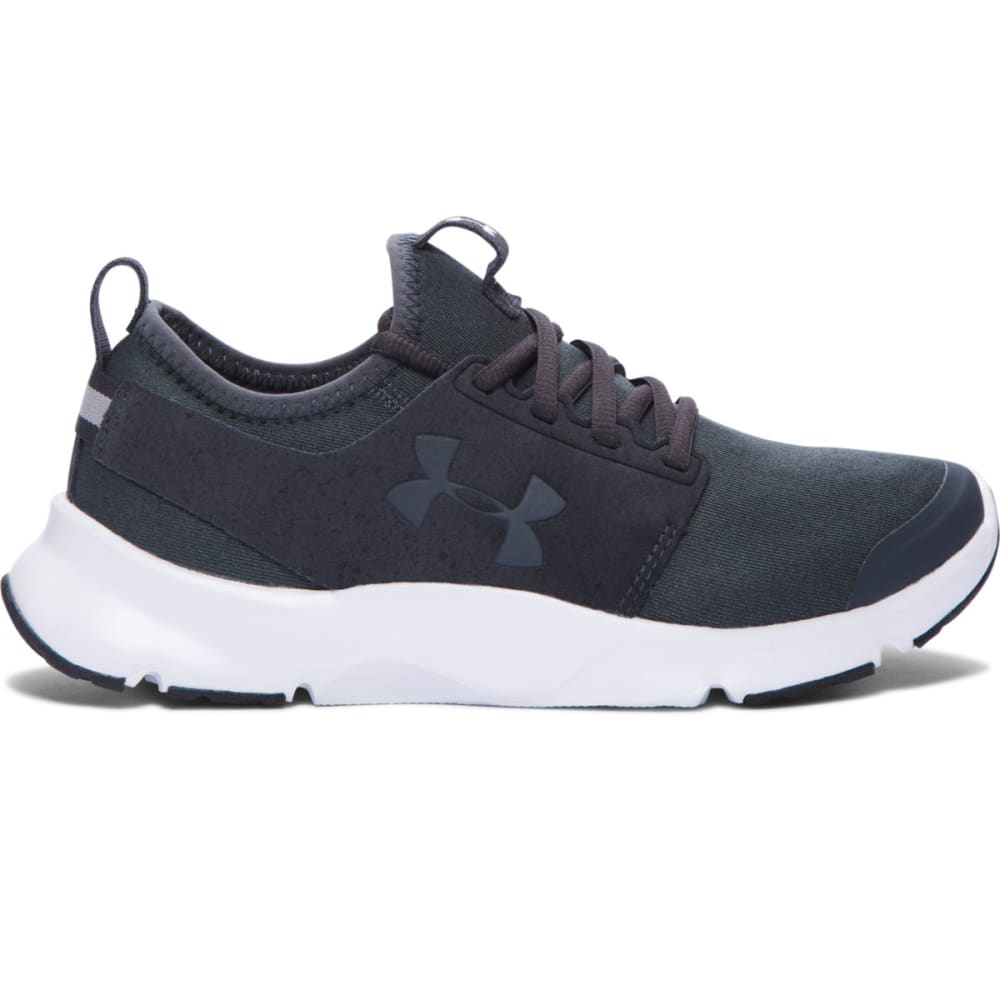 Under Armour Women's Ua Drift Mineral Running Shoes - Black, 7