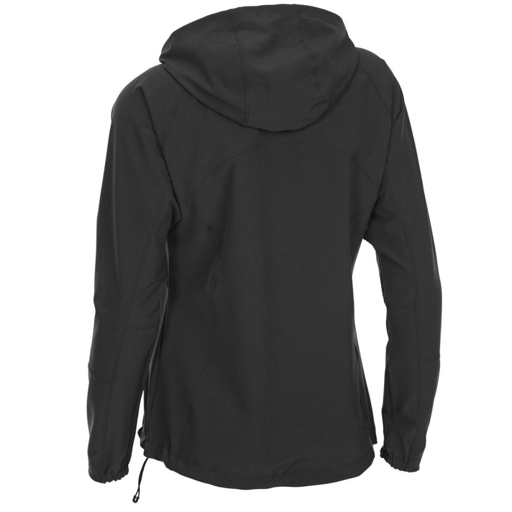 EMS Women's Softshell Jacket - BLACK