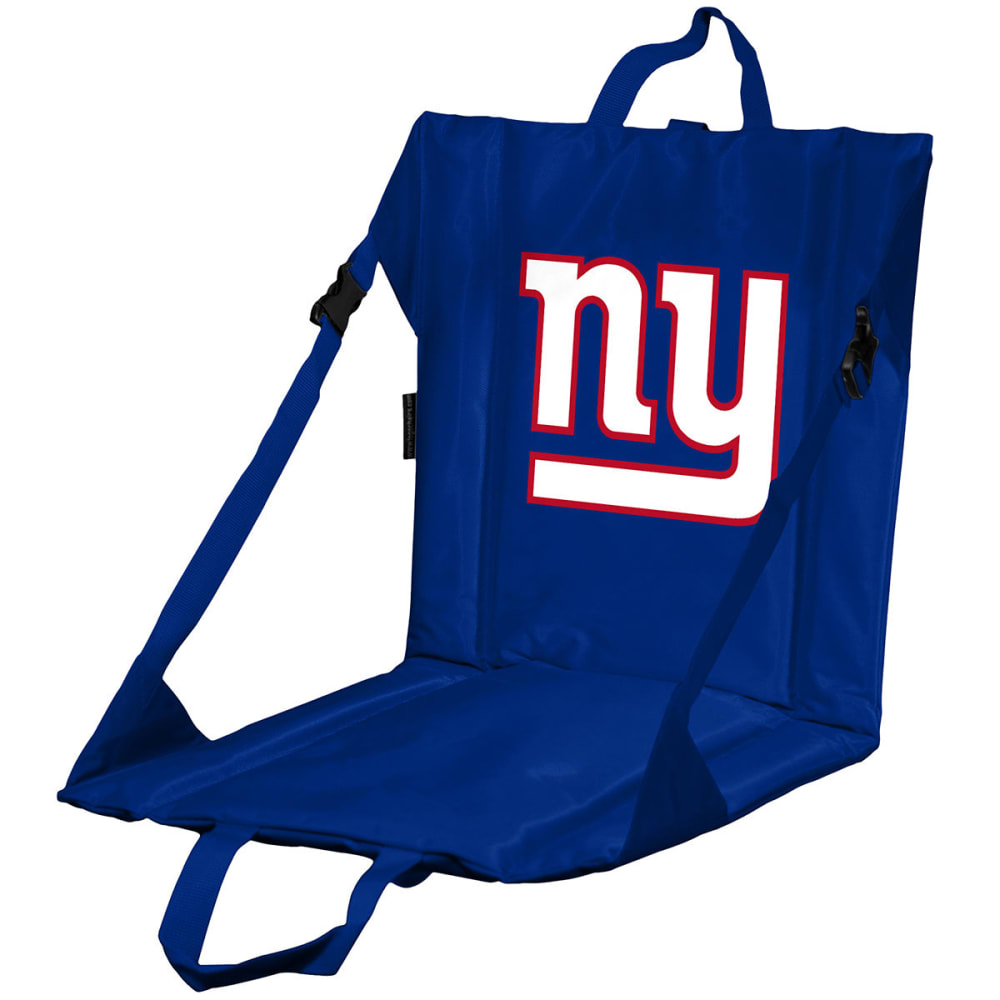 NEW YORK GIANTS Cushioned Stadium Seat - NO COLOR