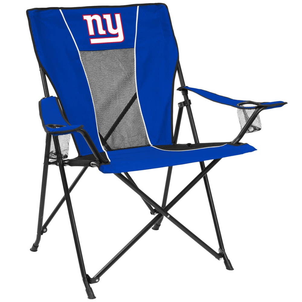 NEW YORK GIANTS Game Time Chair - NO COLOR