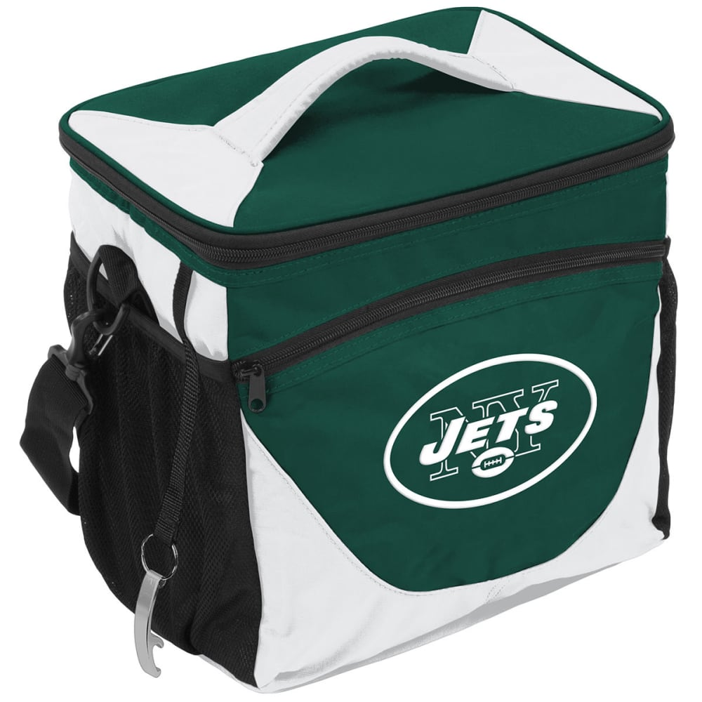 NEW YORK JETS 24 Can Cooler - NO COLOR