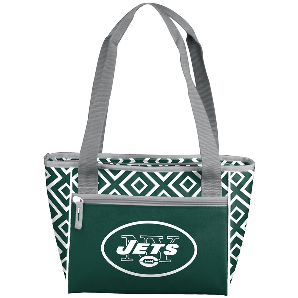 NEW YORK JETS 16 Can Cooler Tote - NO COLOR
