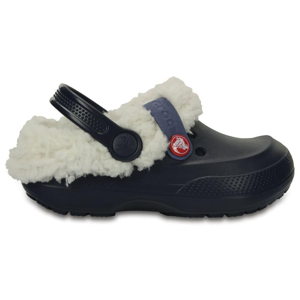 Crocs Kids' Classic Blitzen Ii Clog, Navy - Blue, 1