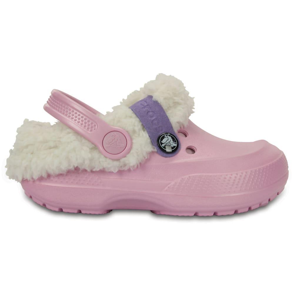 Crocs Girls' Classic Blitzen Ii Clog - Red, 6/7