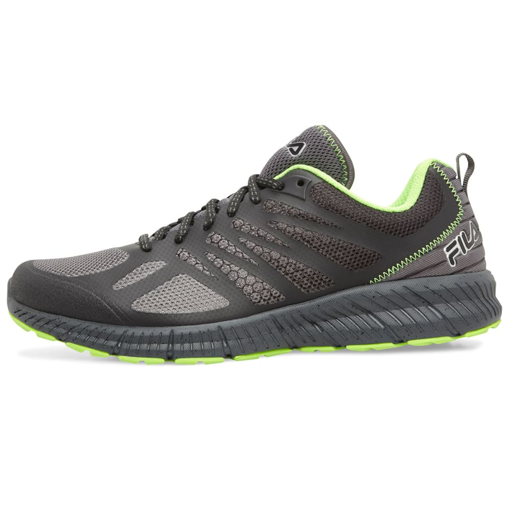 FILA Men's Speedstride TR Running Shoes - DARK GREY