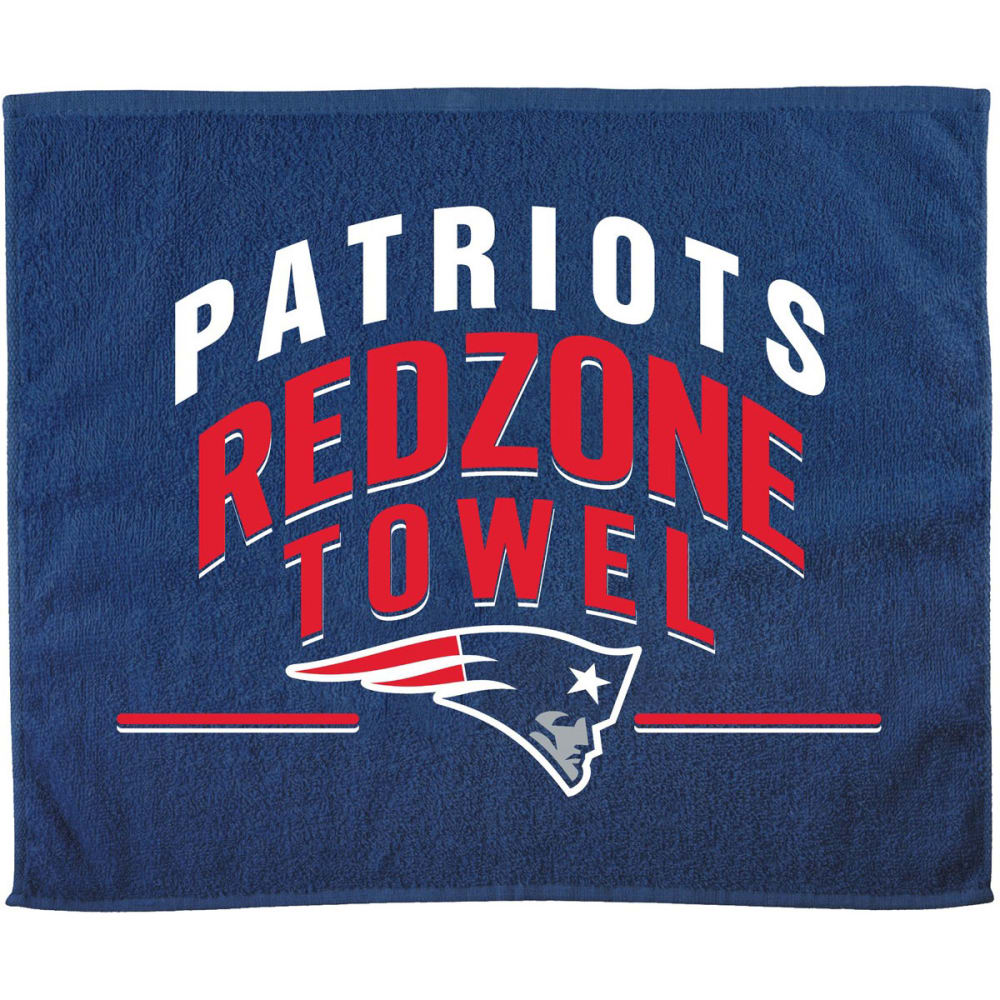 NEW ENGLAND PATRIOTS Red Zone Towel - NO COLOR