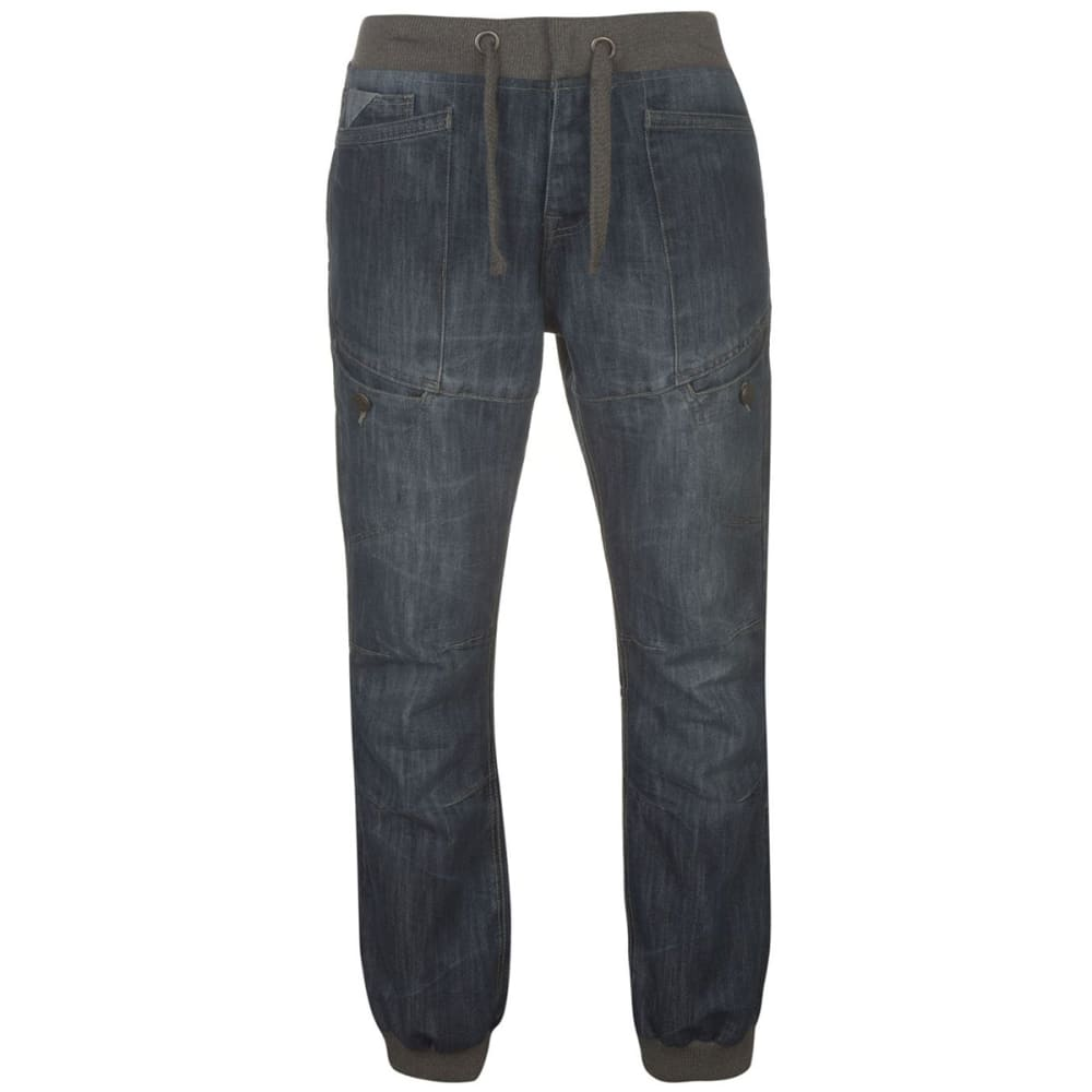 NO FEAR Men's Cuffed Jeans 30/32