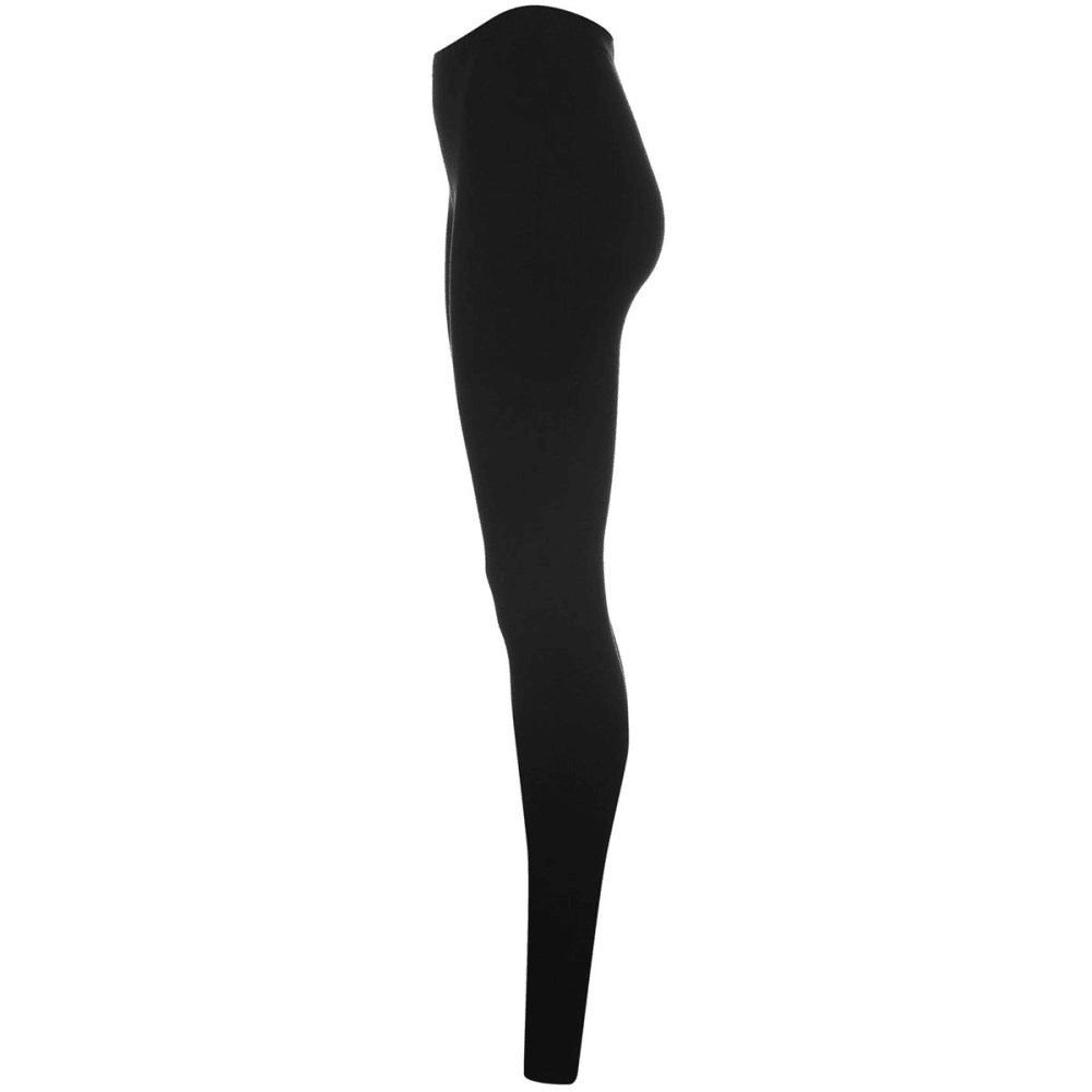 MISO Women's Basic Leggings - BLACK