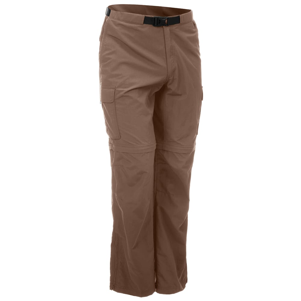 Ems Men's Camp Cargo Zip-Off Pants - White, 30/32
