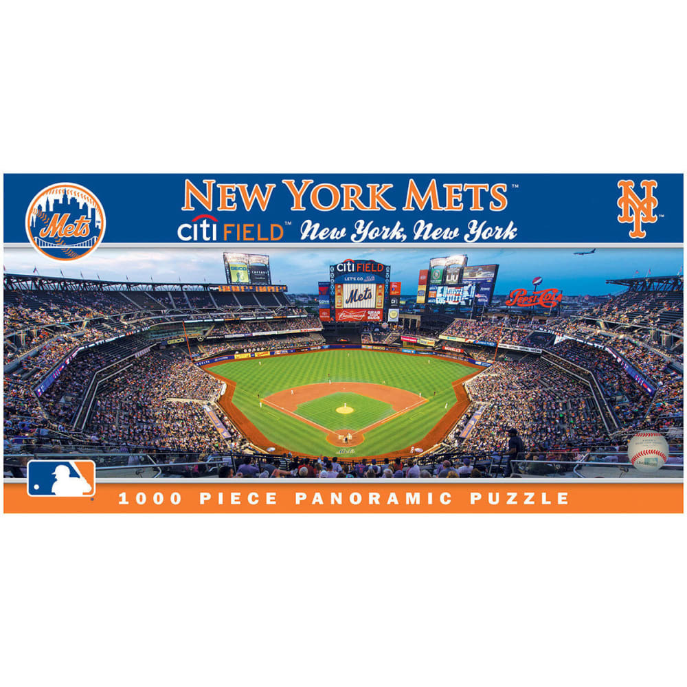 NEW YORK GIANTS 1000-Piece Panoramic Puzzle - NO COLOR