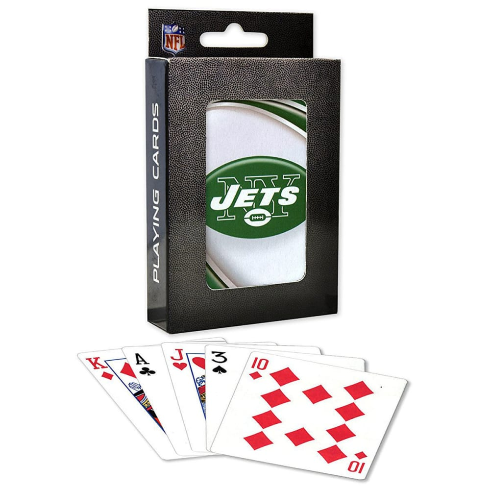 NEW YORK JETS Playing Cards - NO COLOR