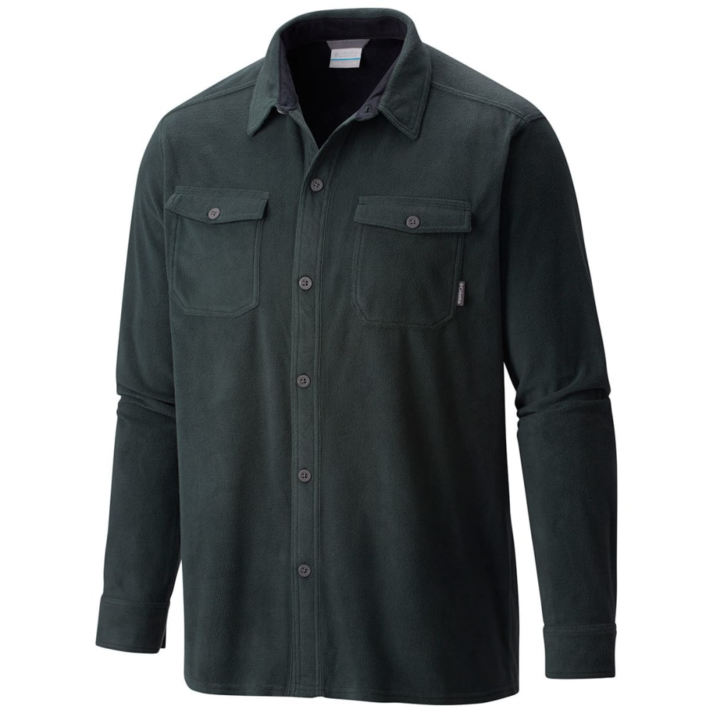 COLUMBIA Men's Forest Park Overshirt S