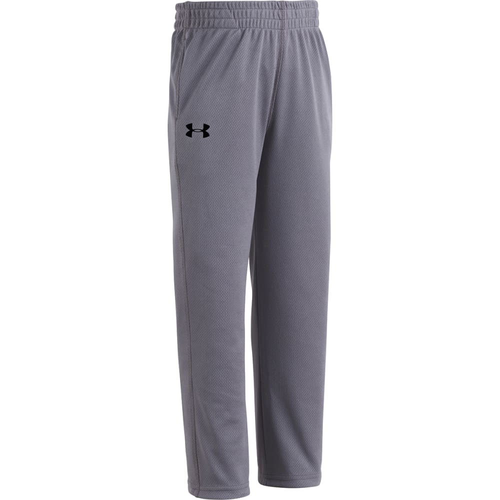 UNDER ARMOUR Little Boys' Brute Flatback Mesh Pants - GRAPHITE-03