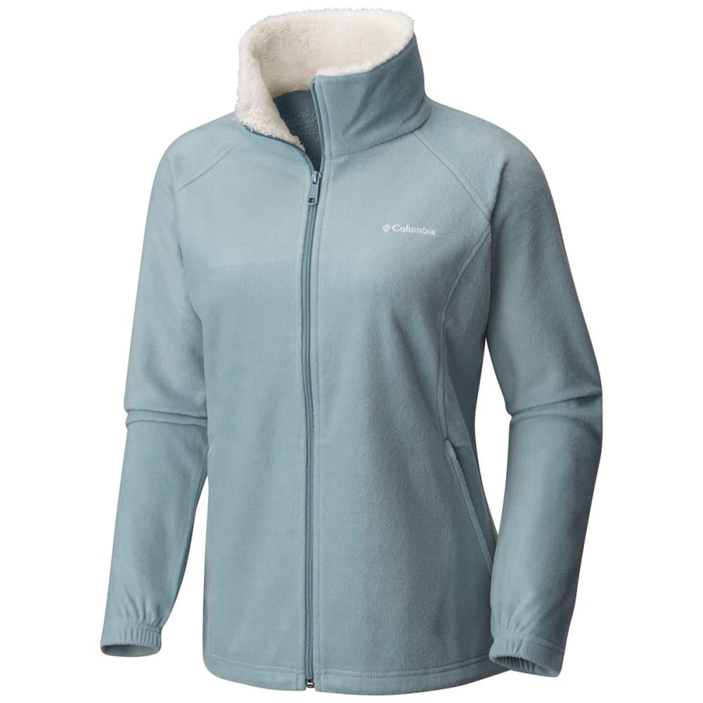 COLUMBIA Women's Dotswarm II Fleece Full Zip Jacket XS
