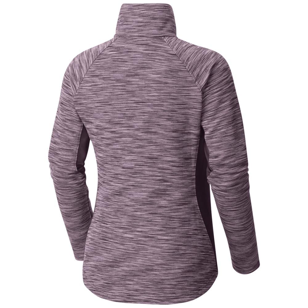 COLUMBIA Women's Optic Got It II Long-Sleeve Pullover - 500-DUSTY PURPLE