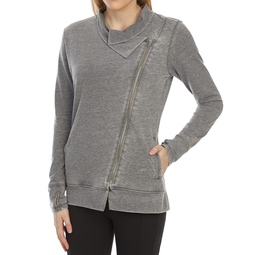 BALANCE COLLECTION BY MARIKA Women's Mayven Jacket - HTR CHARCOAL-648