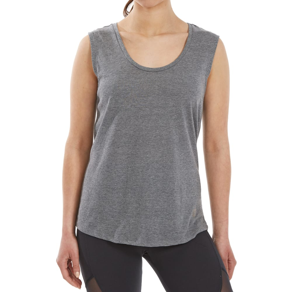 BALANCE COLLECTION BY MARIKA Women's Marisole Tank Top - HTR CHARCOAL-648