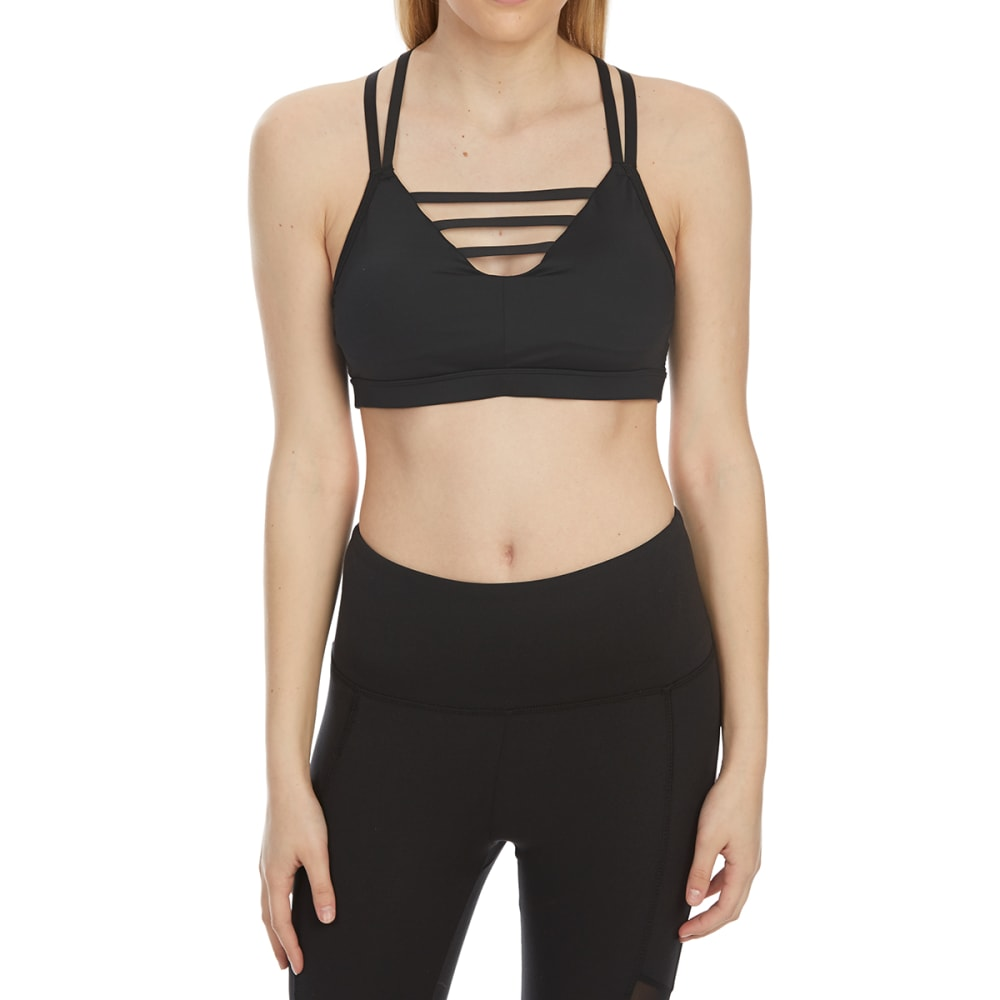 MARIKA Women's Micala Sports Bra - BLACK-001