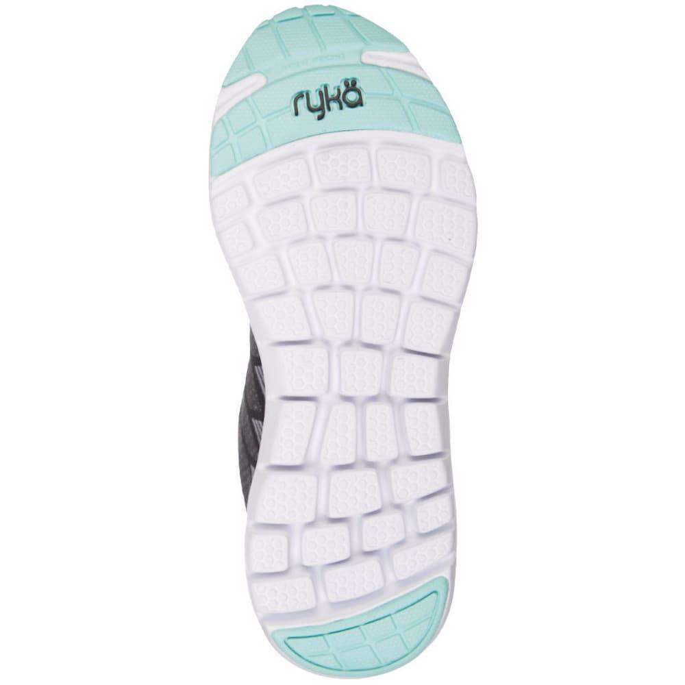 RYKA Women's Celeste Walking Shoes, Cool Mist Grey/Mint - GREY