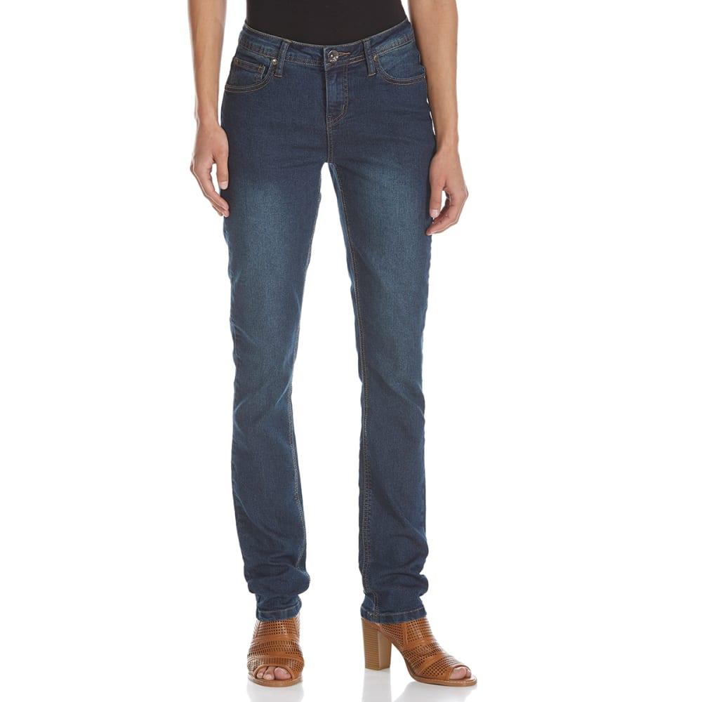 BCC Women's Skinny Fit Jeans, 29S - DARK