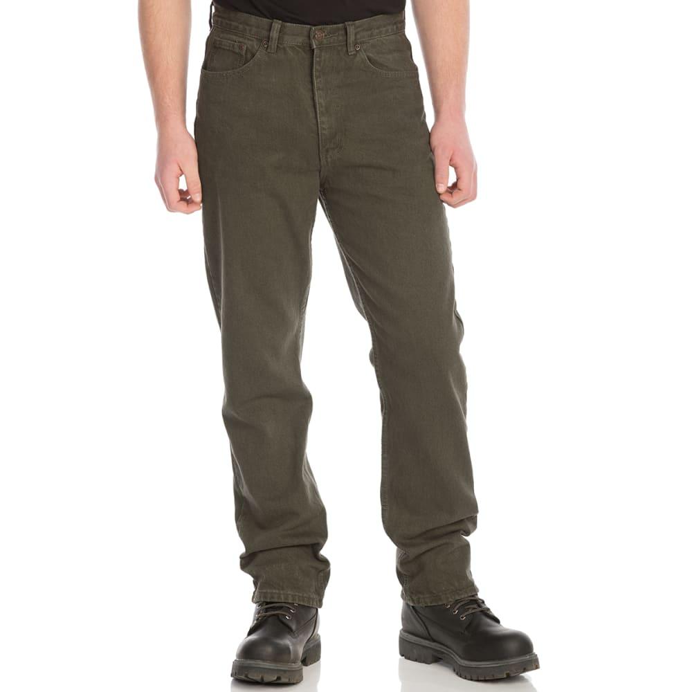 BCC Men's Regular Fit 5-Pocket Jeans 30/30