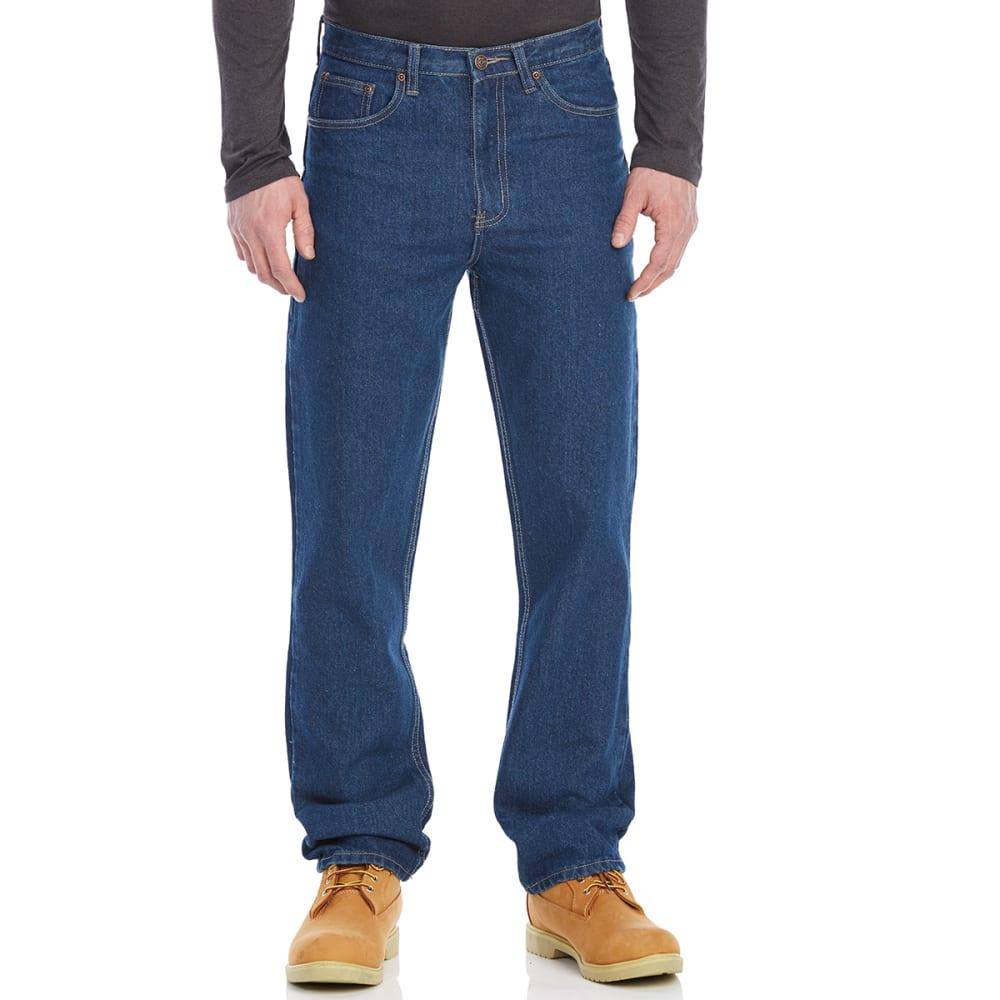BCC Men's Regular Fit 5-Pocket Jeans 33/32