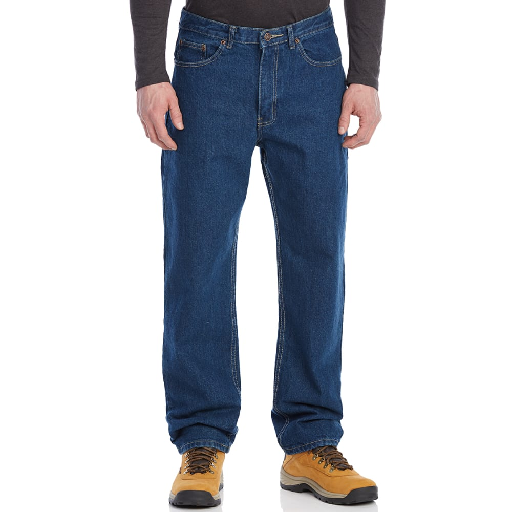 BCC Men's Relaxed Fit 5-Pocket Jeans 32/29