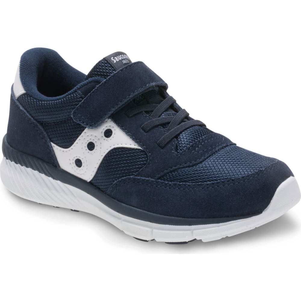 Saucony Little Boys' Jazz Lite A/c Sneakers - Blue, 1