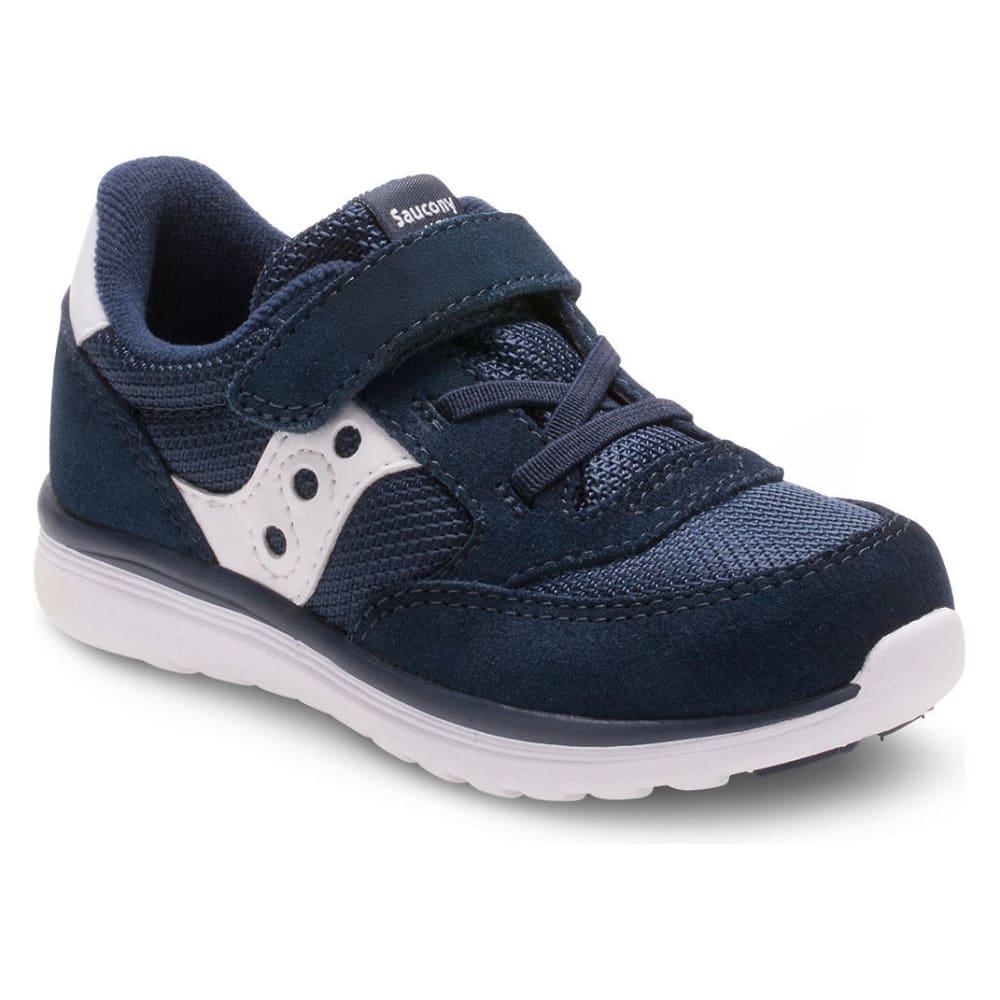 SAUCONY Toddler Boys' Baby Jazz Lite Sneakers - NAVY