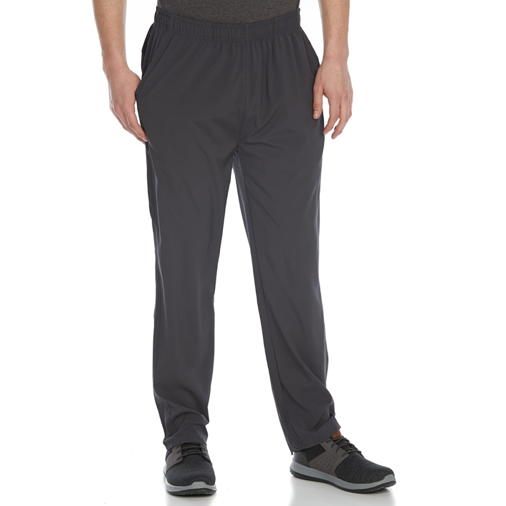 BOLLINGER Men's Stretch Woven Pants - CHARCOAL