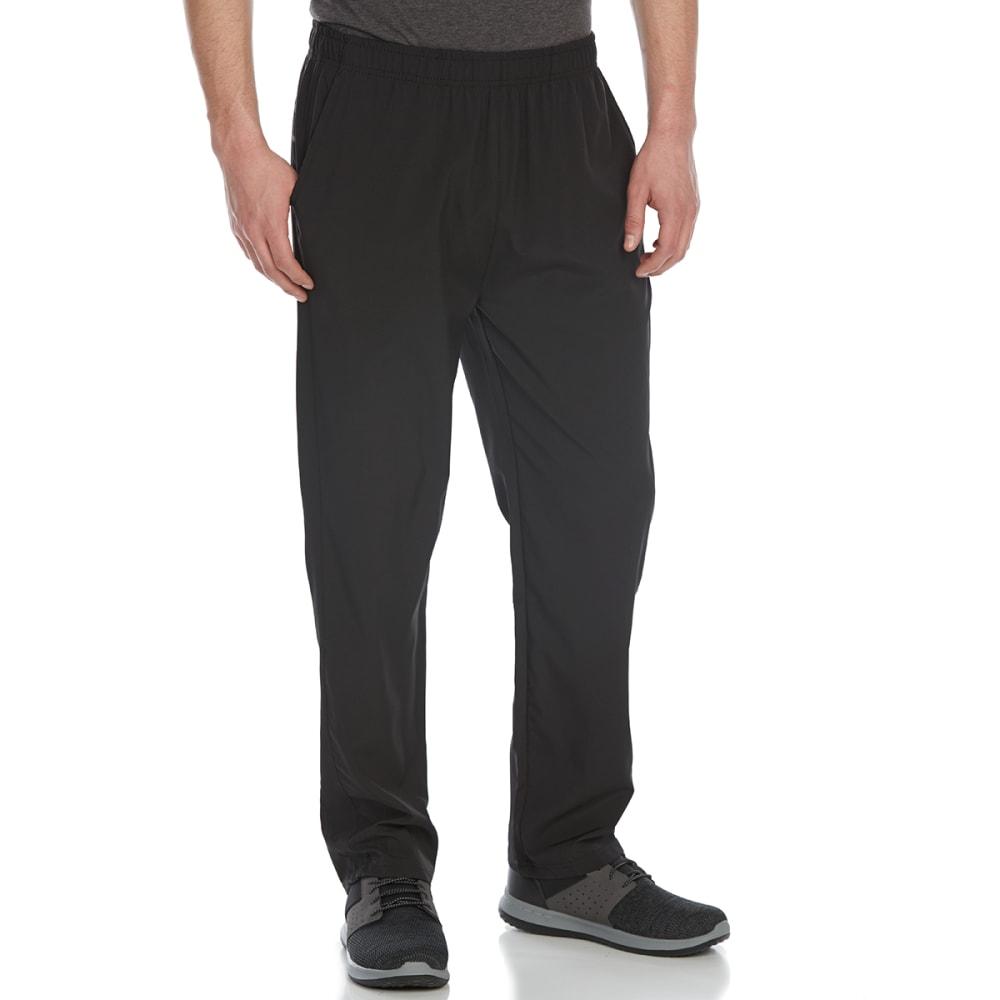 BOLLINGER Men's Stretch Woven Pants - BLACK