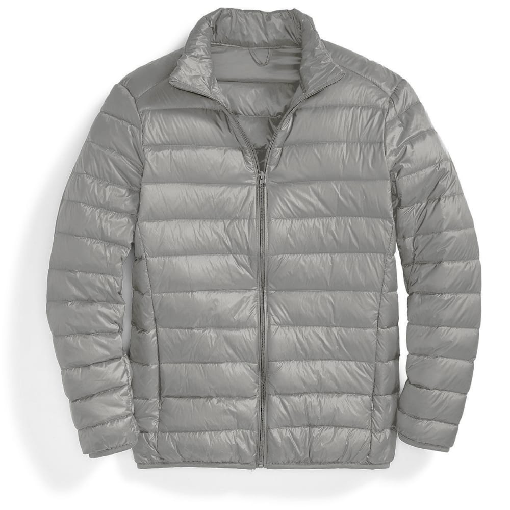 Men's Packable Down Jacket - GREY