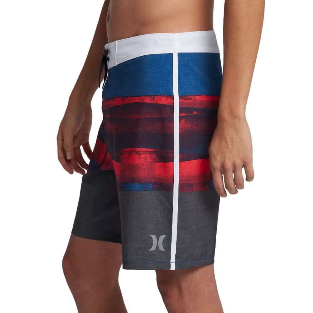 HURLEY Guys' Phantom Roll Out Boardshorts - ANTHRACITE-060