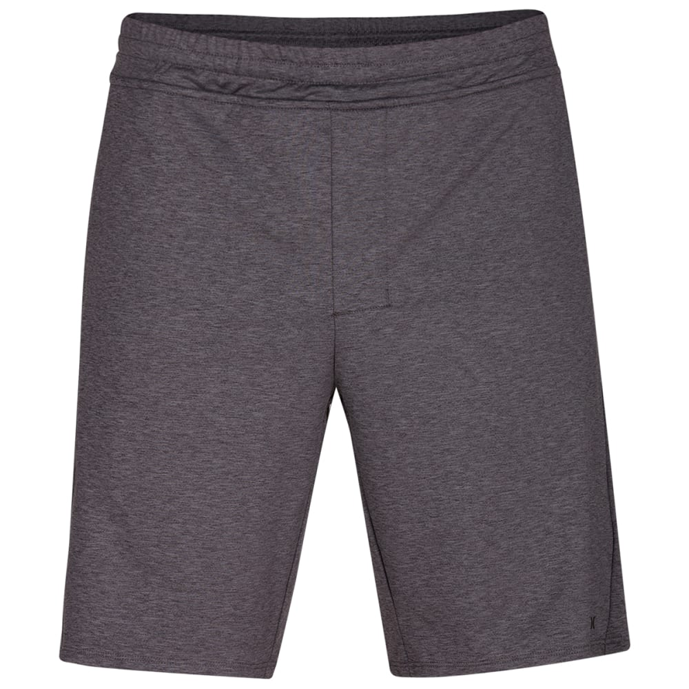 Hurley Guys' Dri-Fit Expedition Shorts - Black, L