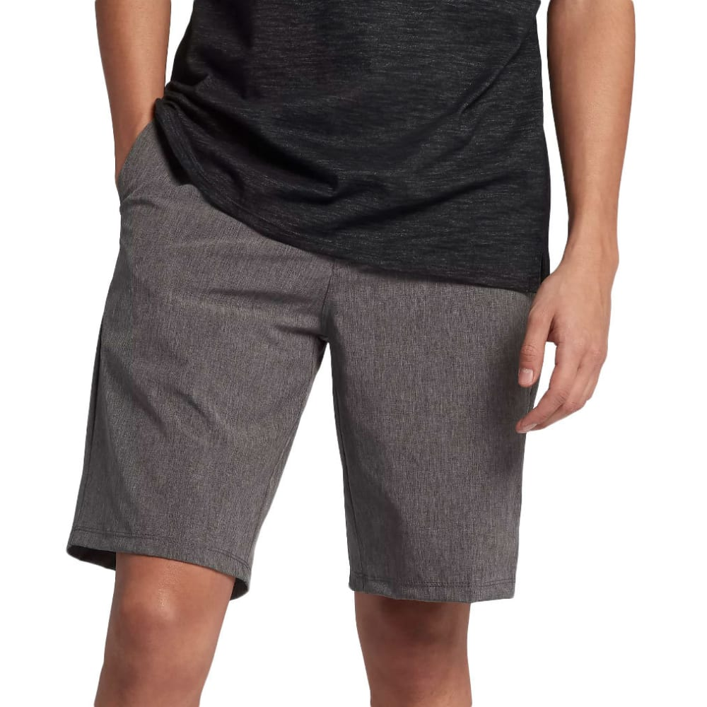 HURLEY Guys' 20 in. Phantom Walkshort - BLACK HTR-032