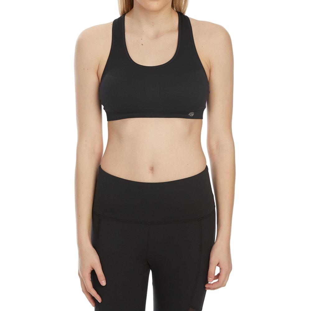 BALLY Women's Kristin Seamless Sports Bra - BLACK-001
